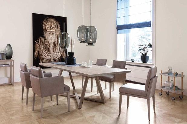 Contemporary Dining Room by Jocham Wohncocktail