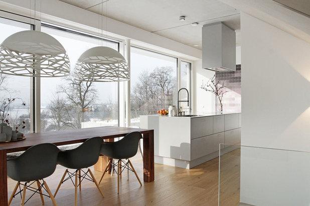 Modern Esszimmer by Fußner-Kühne Architekten