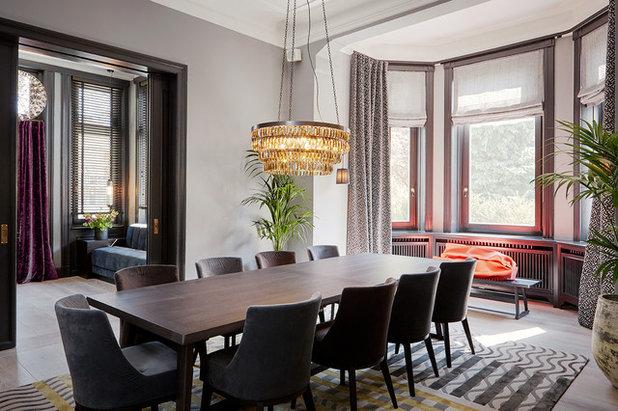 Modern Esszimmer by Anja Lehne interior design