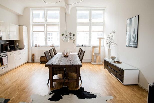 Skandinavisch Esszimmer by Claudia Vallentin Fotografie