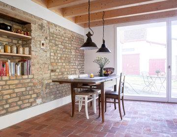 Umbau eines Eigenheims in Holzständerbauweise