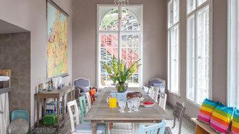 VIA Kreidefarbe & Zementmosaikplatten
