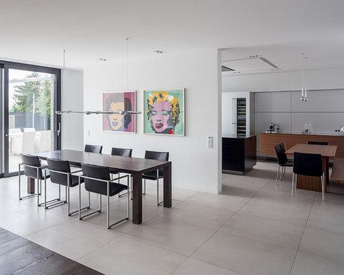 Esszimmer modernes design  Moderne Esszimmer Ideen, Design & Bilder | Houzz