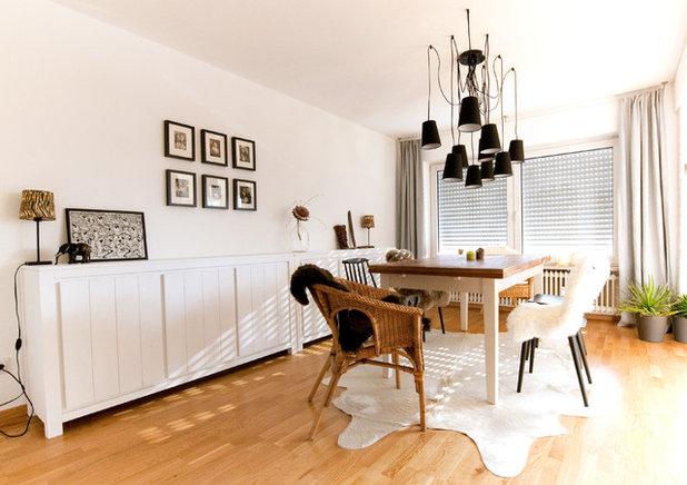 Skandinavisch Esszimmer by freudenspiel - interior design