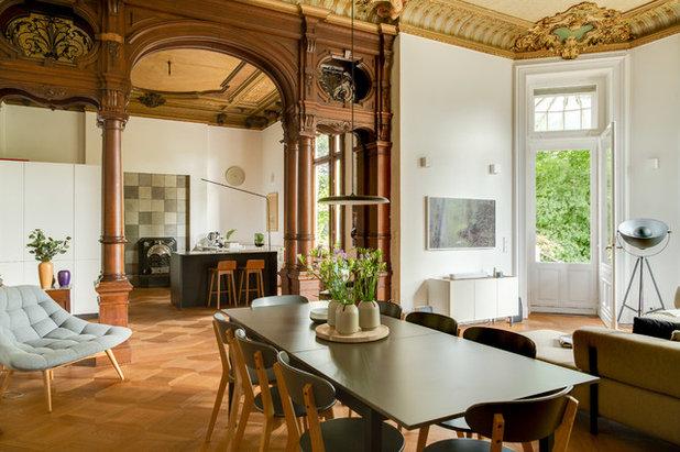 Modern Esszimmer by REFUGIUM - Interior Design