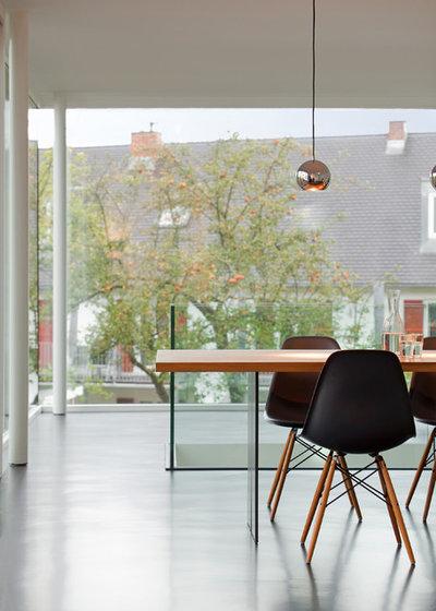 Modern Esszimmer by Fabi Architekten BDA