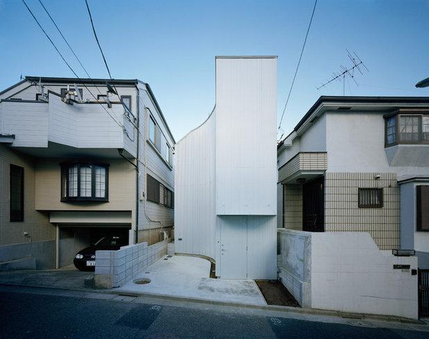 Häuser by YOSHINORI SAKANO ARCHITECTS Co,.Ltd.