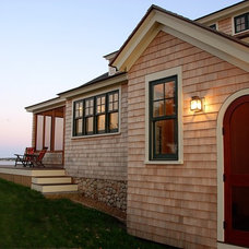 Traditional Exterior by sullivan o'connor architects