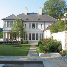 Traditional Exterior by Pursley Dixon Architecture
