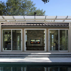 Modern Exterior by Architect Andrew Morrall