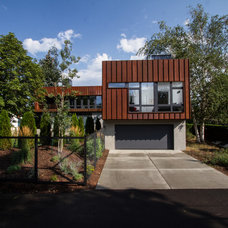 Industrial Exterior by Chris Pardo Design - Elemental Architecture