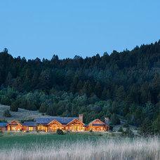 Craftsman Exterior by Montana Build, Inc.