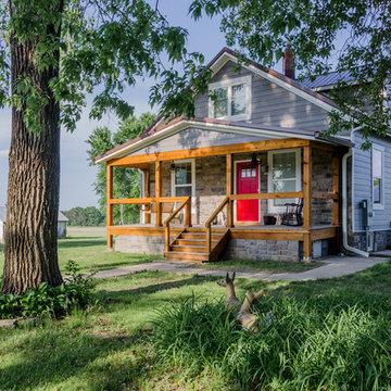 101 Yr Old Farmhouse Renovation