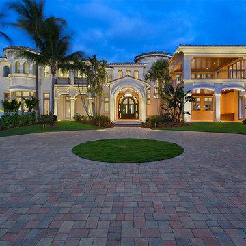 1040 S Ocean Boulevard   Oceanfront Estate   Manalapan, Florida