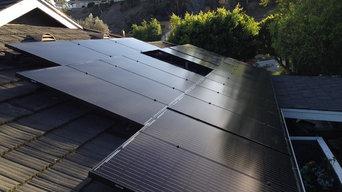 11.61 kW system, 43 solar panel in Laguna Hills