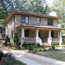 Traditional Exterior by Rawlings Design, Inc.