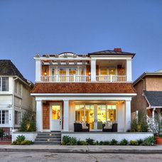 Beach Style Exterior by Spinnaker Development