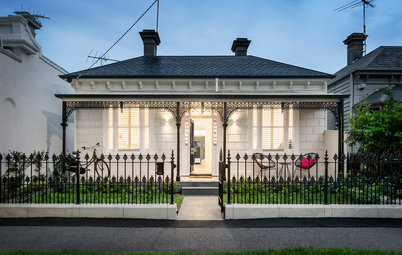 Houzz Tour: Opening the Door to Modern Design in an Old Victorian