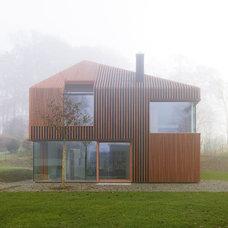 Exterior 11x11 House