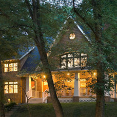 Traditional Exterior by Ossolinski Architects, PLLC