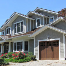 Traditional Exterior by Scott L. Rand AIA
