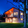 Houzz Tour: Modest, Modern and Zen Cabin in Maine