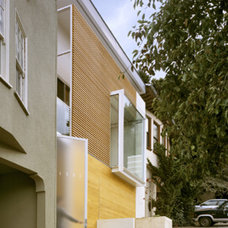Contemporary Exterior by Fougeron Architecture FAIA