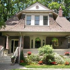 Traditional Exterior by Irwin Allen Design Build Inc.