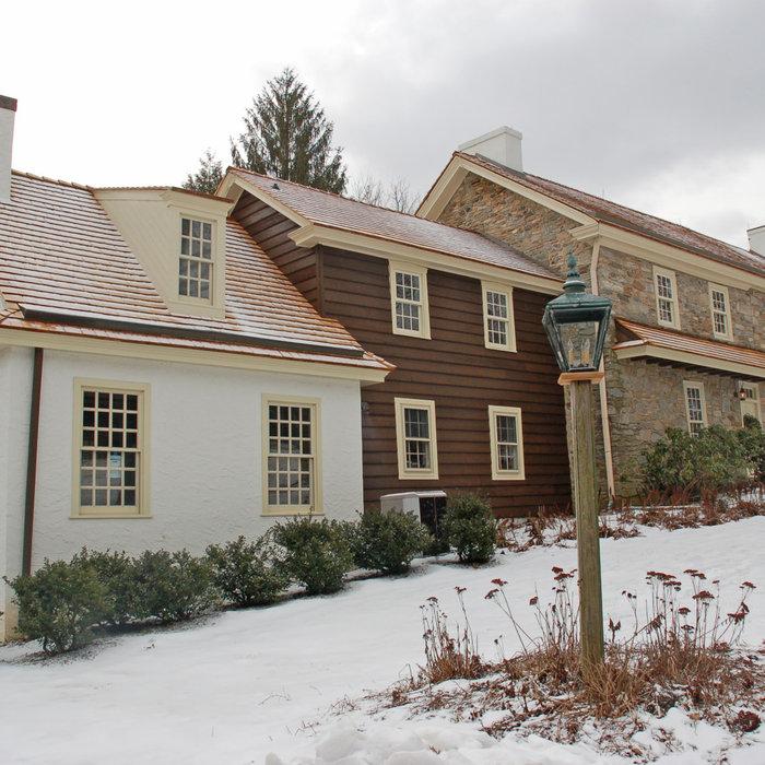 1703 Farmhouse