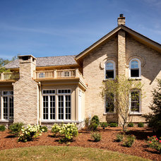 Farmhouse Exterior by Bartelt. The Remodeling Resource