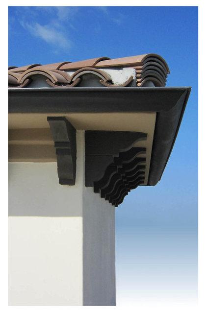 Mediterranean Exterior by PK Architecture; Phillip Kudelka