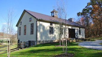 1830 Barn Moving and Conversion