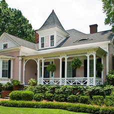 Traditional Exterior by Reform Architects