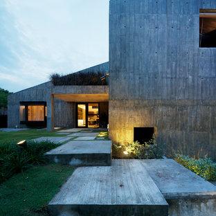 Ispirazione per la facciata di una casa