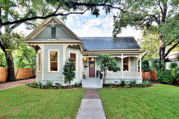 Traditional Exterior by Avenue B Development