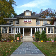 Traditional Exterior by Keil Design and Construction, LLC