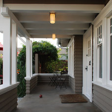Craftsman Exterior by JLC Architecture