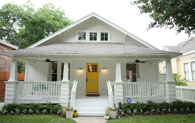 Houzz Tour: From Shocker to Stunner in Houston