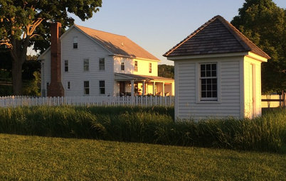 Houzz Tour: Respectfully Updating a 1929 Farmhouse
