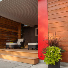 Contemporary Exterior by Stranville Living