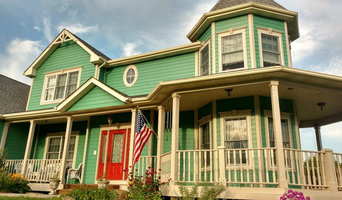 2 Story Exterior Painting Project