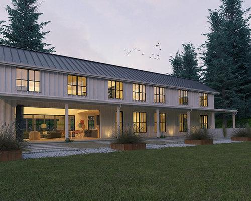 2 Story Modern Farmhouse
