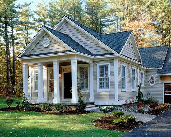 Exterior Gable Trim decorative gable trim | houzz
