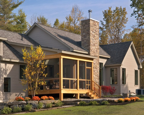 Shed Roof Porch Home Design Ideas Pictures Remodel And Decor