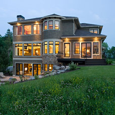 Traditional Exterior by Denali Custom Homes, Inc.