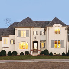 Traditional Exterior by Castle Homes