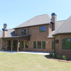 Traditional Exterior by Rusert Custom Homes