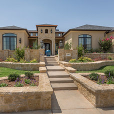 Modern Exterior by Anderson Fine Homes
