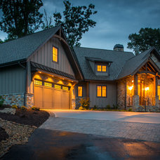 Craftsman Exterior by Dillard-Jones Builders, LLC
