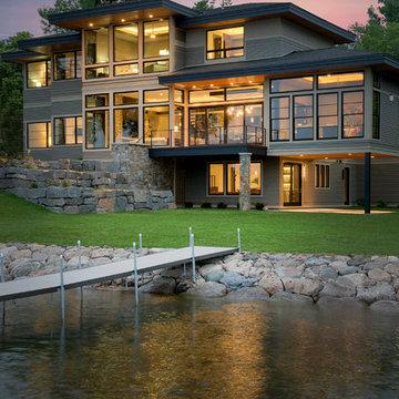 2015 Midwest Home Luxury Home #1 - Denali Custom Homes
